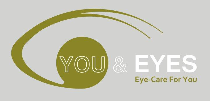you-and-eyes-logo-design